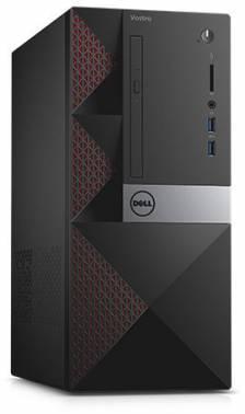 Системный блок Dell Vostro 3667 черный (3667-8114)
