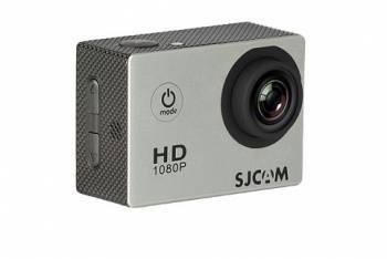 Экшн-камера SJCam SJ4000 серебристый