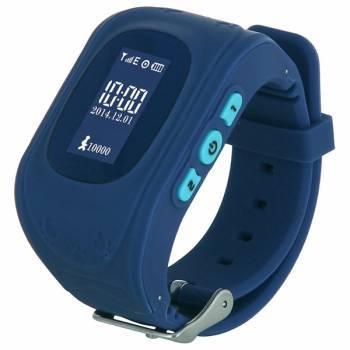 Смарт-часы КНОПКА ЖИЗНИ K911 синий (9110101)