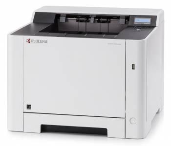 Принтер Kyocera Ecosys P2235dn черный / белый