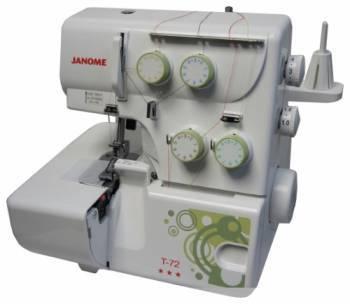 Оверлок Janome Т-72