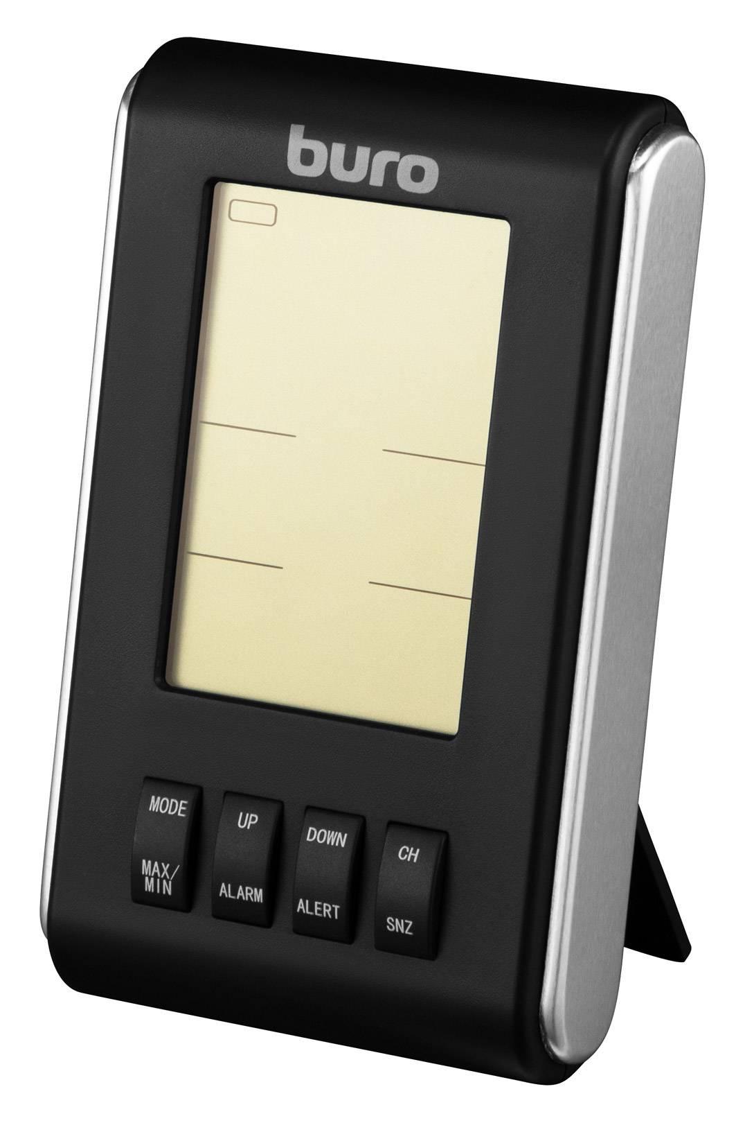 Погодная станция Buro H103G серебристый - фото 9