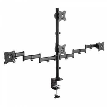 Кронштейн для мониторов Arm Media LCD-T16 черный (10163)