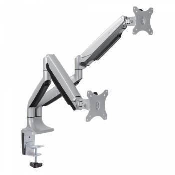 Кронштейн для мониторов Arm Media LCD-T32 серебристый (10161)