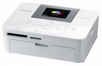 Принтер Canon Selphy CP1000 белый