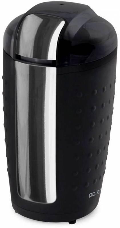 Кофемолка Polaris PCG 1420 черный - фото 1