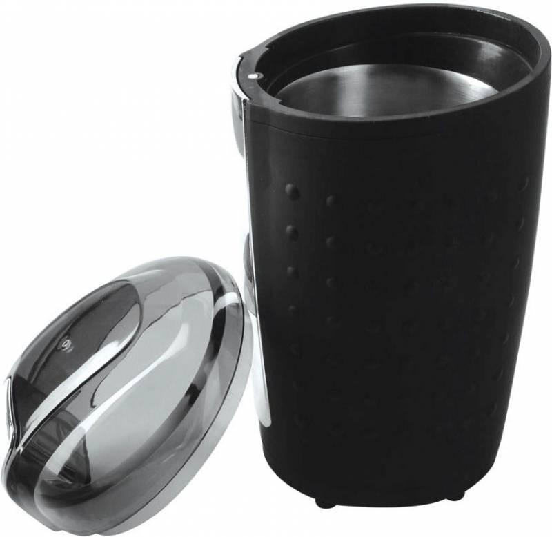 Кофемолка Polaris PCG 1420 черный - фото 2
