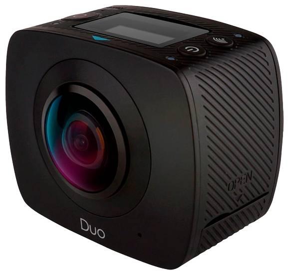 Экшн-камера Gigabyte Jolt Duo черный - фото 1