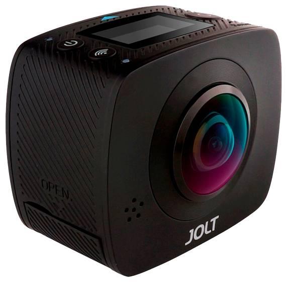 Экшн-камера Gigabyte Jolt Duo черный - фото 2