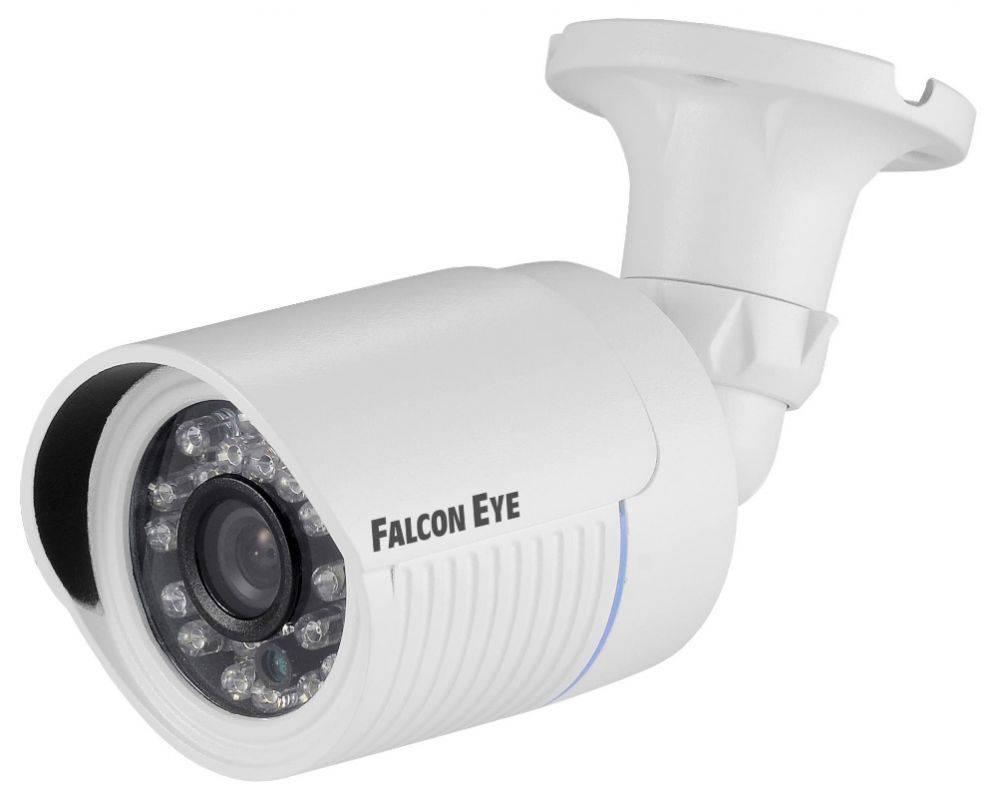 Камера видеонаблюдения Falcon Eye FE-IB720MHD/20M белый - фото 1