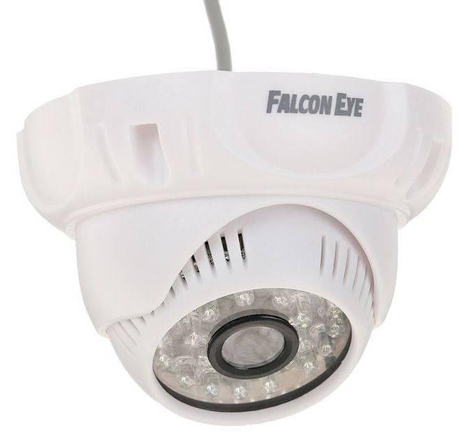 Камера видеонаблюдения Falcon Eye FE-D720MHD/20M белый - фото 2