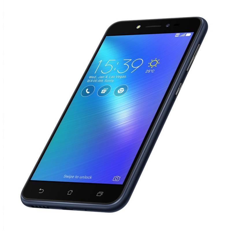 Смартфон Asus Zenfone Live ZB501KL 32ГБ черный - фото 2
