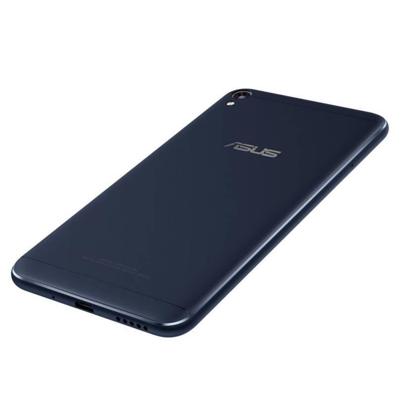 Смартфон Asus Zenfone Live ZB501KL 32ГБ черный - фото 3
