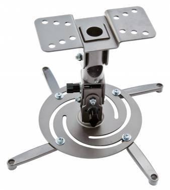 Кронштейн для проектора Cactus CS-VM-PR04-AL серебристый