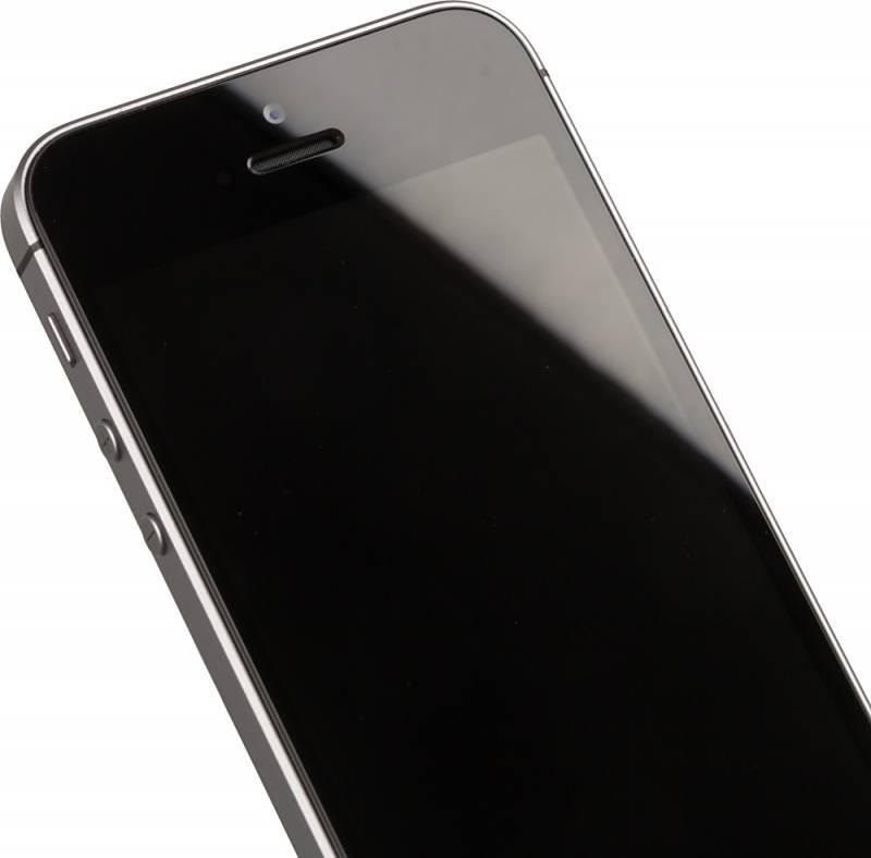 Смартфон Apple iPhone SE MP822RU/A 32ГБ серый - фото 7