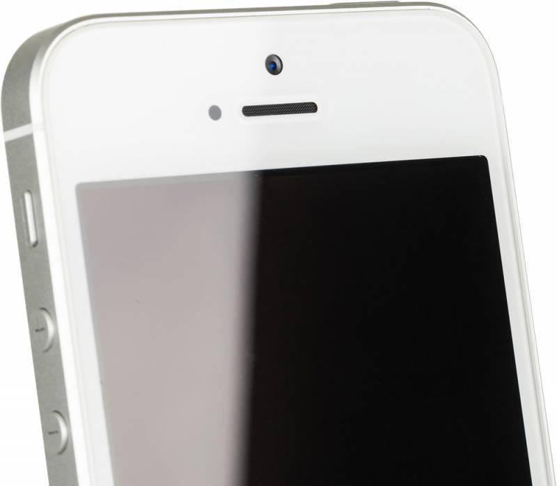 Смартфон Apple iPhone SE MP832RU/A 32ГБ серебристый - фото 9