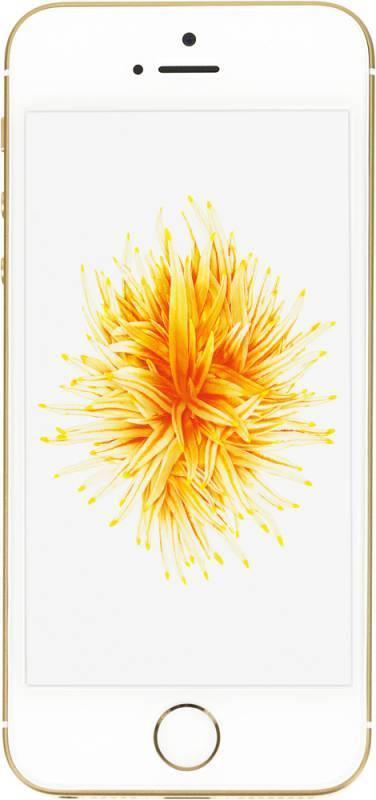Смартфон Apple iPhone SE MP842RU/A 32ГБ золотистый - фото 1