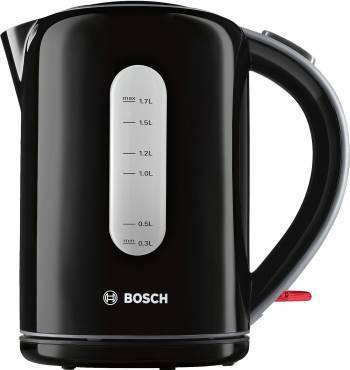 Чайник электрический Bosch TWK7603 черный