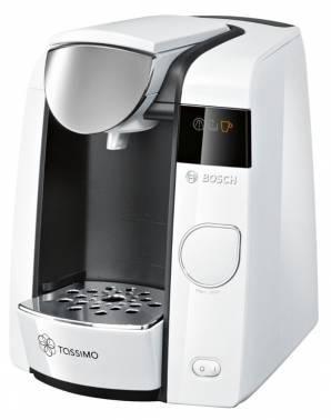 Кофемашина Bosch Tassimo TAS4504 белый