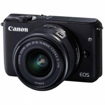 Фотоаппарат Canon EOS M10 kit черный