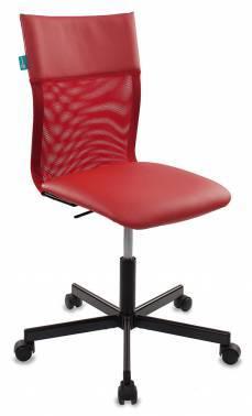 Кресло Бюрократ CH-1399 красный/красный (CH-1399/RED)