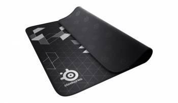 Коврик для мыши Steelseries QcK+ Limited черный / рисунок
