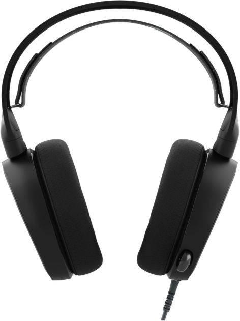 Наушники с микрофоном Steelseries Arctis 3 черный (61433) - фото 2