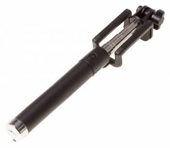 Штатив Buro Selfie SS-BT-BK ручной черный/серебристый (SS-BT-BK)