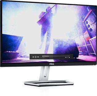 Монитор 23 Dell S2318H черный IPS 16:9 HDMI M/M глянцевая 1000:1 250cd 178гр/178гр 1920x1080 D-Sub FHD (2318-6769)