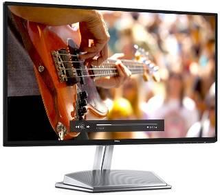 Монитор 23.8 Dell S2418H черный