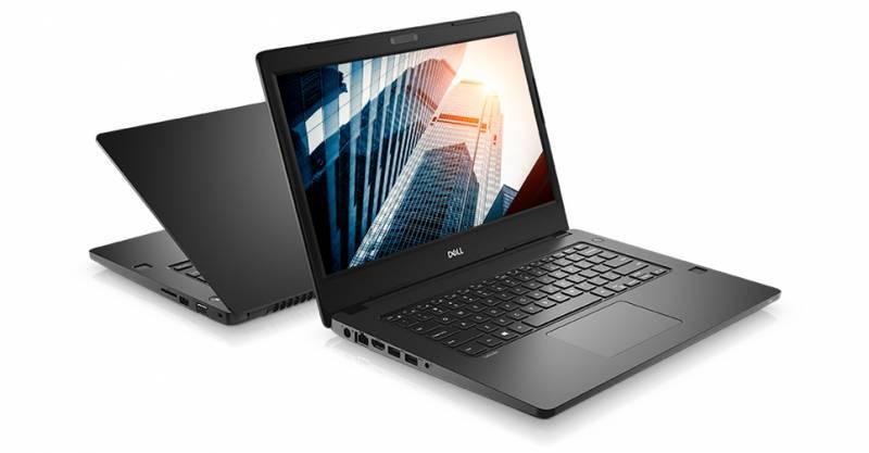 """Ноутбук 14"""" Dell Latitude 3480 (3480-7628) черный - фото 1"""