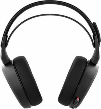 Наушники с микрофоном Steelseries Arctis 7 черный