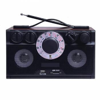 Радиоприемник Сигнал БЗРП РП-304 черный (11518)