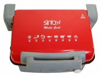Электрогриль Sinbo SSM 2536 красный / черный