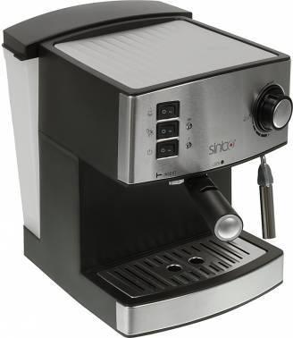 Кофеварка эспрессо Sinbo SCM 2944 черный