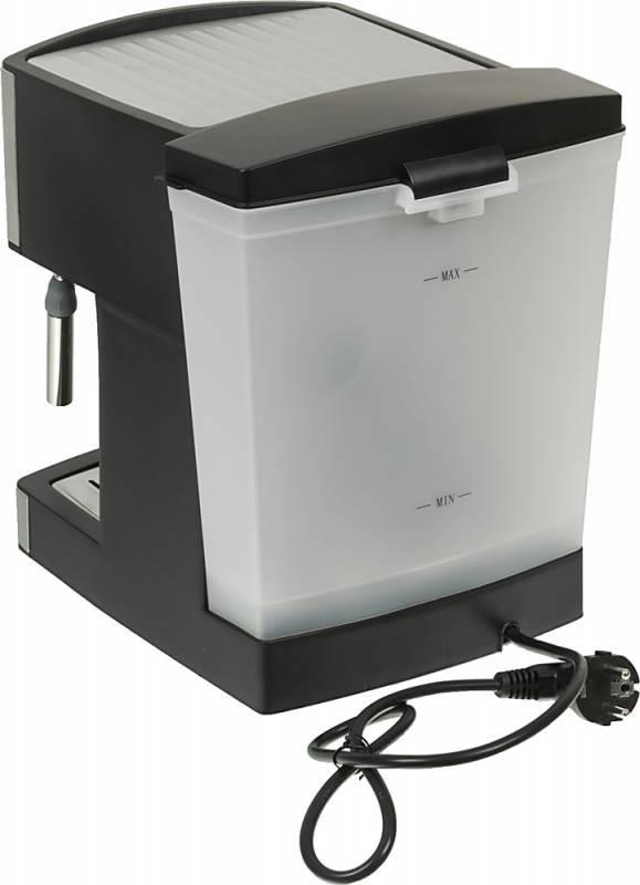 Кофеварка эспрессо Sinbo SCM 2944 черный - фото 2