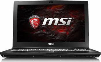Ноутбук 15.6 MSI GP62 7REX(Leopard Pro)-875RU черный