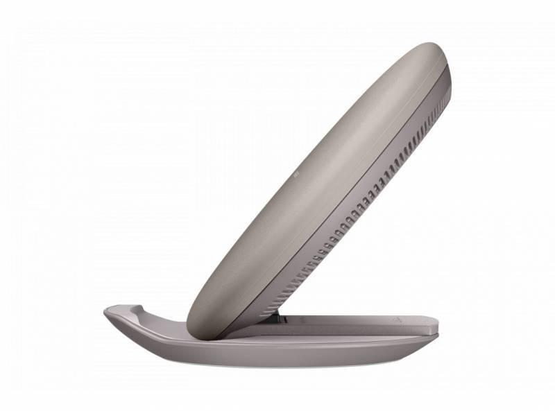 Беспроводное зар./устр. Samsung EP-PG950 коричневый (EP-PG950BDRGRU) - фото 7
