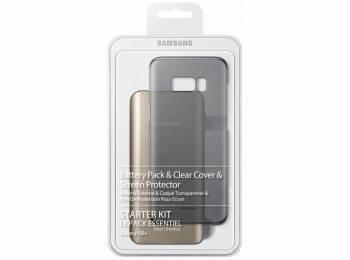 Набор Samsung Starter Kit S8+ черный (EB-WG95EBBRGRU)