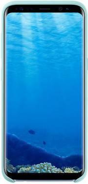 Чехол Samsung Silicone Cover, для Samsung Galaxy S8, голубой (EF-PG950TLEGRU)