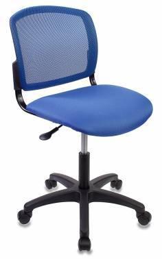 Кресло Бюрократ CH-1296NX / BLUE синий