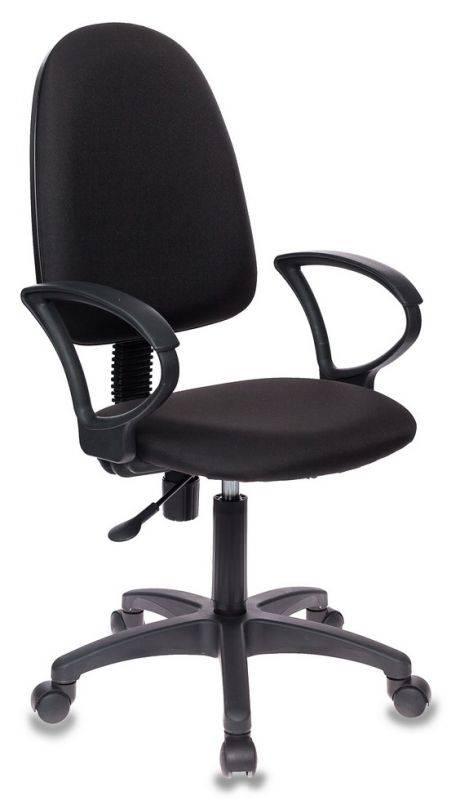 Кресло Бюрократ CH-1300 черный (CH-1300/BLACK) - фото 1