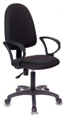 Кресло Бюрократ CH-1300 черный (CH-1300/BLACK)