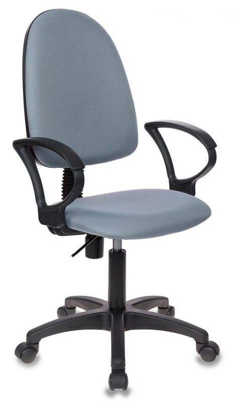 Кресло Бюрократ CH-1300 серый (CH-1300/GREY) - фото 1