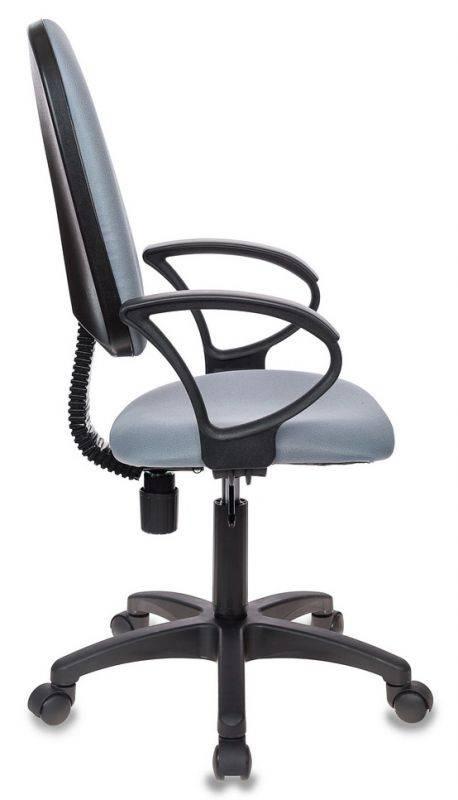 Кресло Бюрократ CH-1300 серый (CH-1300/GREY) - фото 3