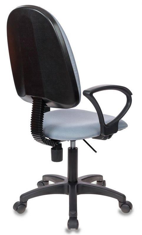 Кресло Бюрократ CH-1300 серый (CH-1300/GREY) - фото 4