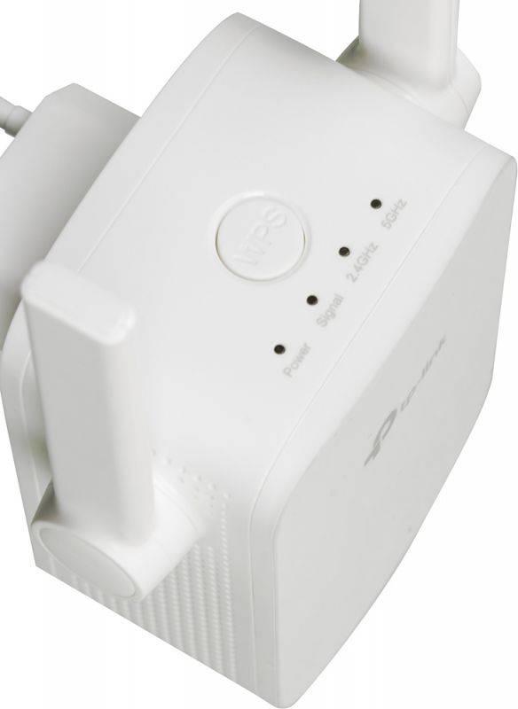 Повторитель беспроводного сигнала TP-Link RE305 белый - фото 8