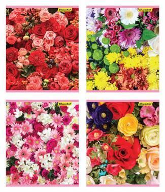 Тетрадь Silwerhof Нежность цветов (811511-55)
