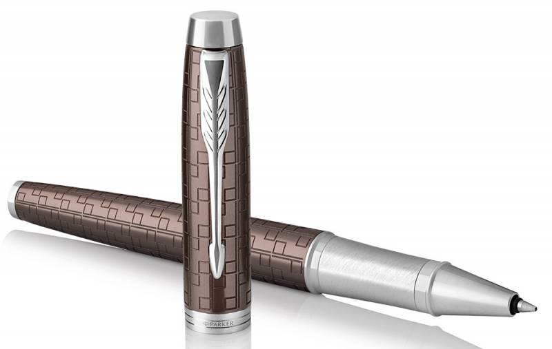 Ручка Parker IM Premium Metal Brown S0949710