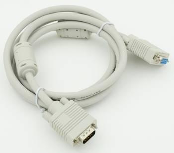 Кабель-удлинитель VGA (m)/VGA (f) 1.8м.